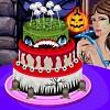 Ürkütücü pasta dekoratör oyunu
