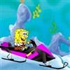Sponge Bob Sled Ride oyunu
