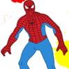 Örümcek adam renk oyunu