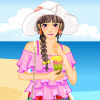 Summer Beach Vacation Dressup oyunu