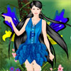Summer Fairy Dress Up oyunu