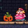 Super Maria Halloween oyunu