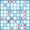 Sudoku X oyunu