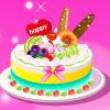 Süper lezzetli kek oyunu