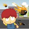 Titok Menerjang Meteor oyunu