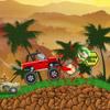 Tropikal yokuş yukarı sürücü oyunu