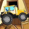 Skor ile traktör yarış oyunu