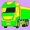 Transport car coloring oyunu