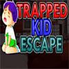 Kapana kısılmış çocuk kaçış oyunu