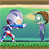 Ultraman VS Alien Zombies oyunu