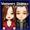 Vampire Diaries Style Dressup oyunu