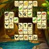 Vahşi hayvanlar Mahjong oyunu