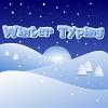 Winter Typing oyunu