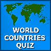 World Countries Quiz oyunu