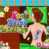 Zoes Beach Massage oyunu