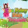 Zoe Fairy cilt sorun oyunu