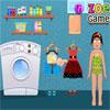 Zoe çamaşır giyim oyunu