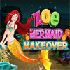 Zoe Mermaid Makeover oyunu