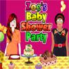 Zoes bebek duş parti oyunu