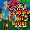 Zoes büyükbaba yangın kurtarma oyunu